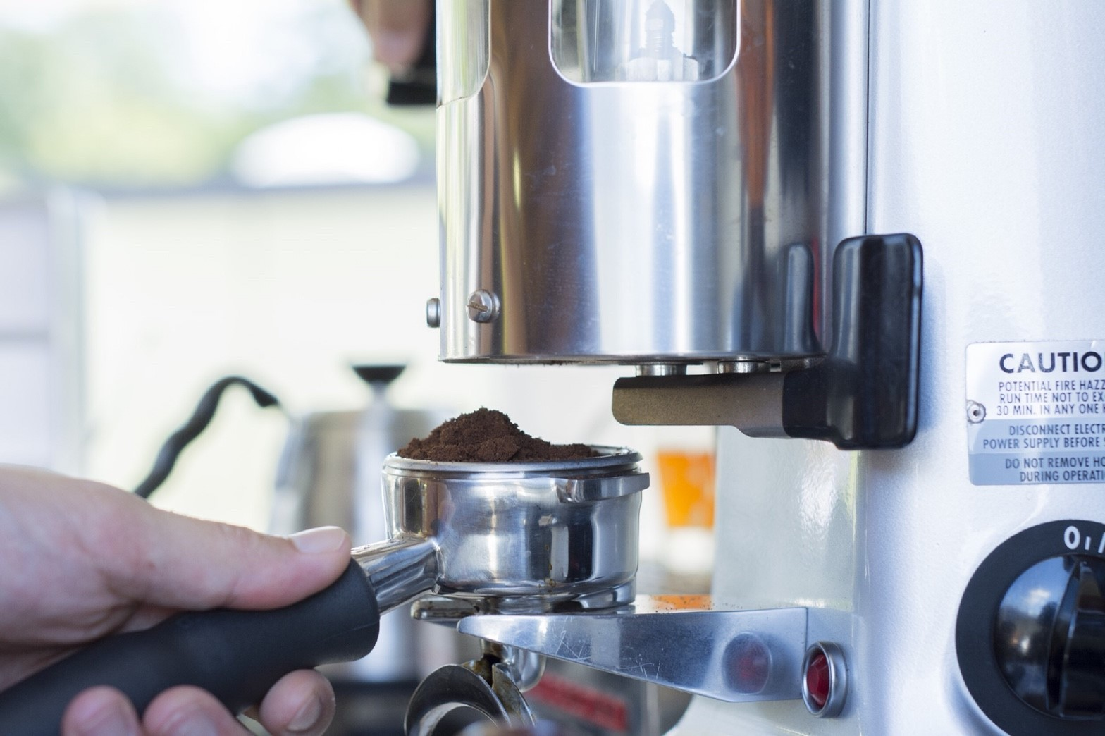 コーヒーの面白さと楽しさを伝えながら、つながりを作っていきます。